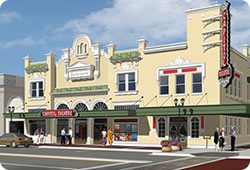 The new renovated Capitol Theatre downtown clearwater, opening by 2013 year end.